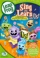 LeapFrog: Sing and Learn With Us (DVD, 2011)