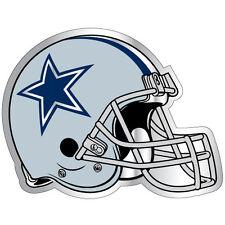 """Dallas Cowboys 6"""" Team Logo Helmet Diecut Magnet"""