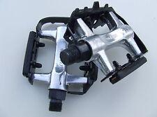 1 Par Pedales bicicleta aluminio-acero L/R-Universal MTB todas las marcas #16335