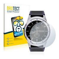 ZTE Quartz,  2 x BROTECT® HD-Clear Screen Protector, hard-coated