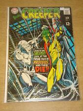 CREEPER BEWARE THE #5 VG+ (4.5) DITKO DC COMICS FEBRUARY 1969 **