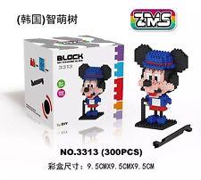 Diamond Block Mickey Parent-child Games Building Block Children Toy