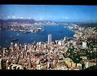 HONG-KONG / KOWLOON , vue aérienne