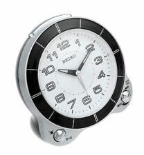 Seiko QHK031SLH Bedside Alarm Japanese Quartz Clock