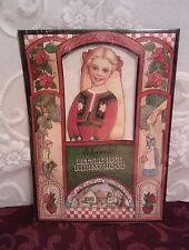 Peck-Gandre Little Red Riding Hood Paper Dolls 1 Doll; 12 Costumes NIP