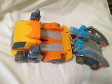 2003 Go-Bots Playskool Hauler-Bot Truck Transformer Pteradactyl Gobots 3 Pieces