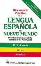 Diccionario Practico De La Lengua Espanola Del Nuevo Mundo-ExLibrary