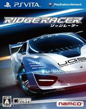 Used PS Vita Ridge Racer Japan Import (Free Shipping)、