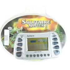 Solitaire Master Handheld Electronic Game Vegas Style GM7352