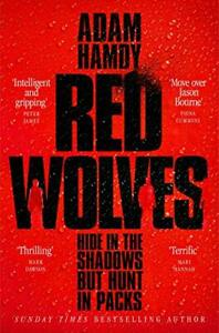 Red Wolves (Scott Pearce) by Hamdy, Adam Book The Cheap Fast Free Post
