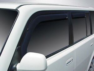 In-Channel Vent Visors for 2004 - 2007 Scion xB