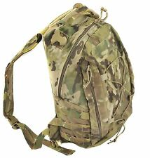 Raine Inc Day Pack (27DP) Multicam Tactical Military Backpack - Black Series
