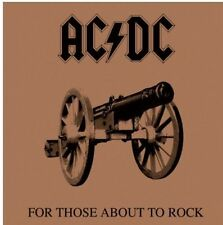 AC/DC - For Those About To Rock 180g vinyl LP IN STOCK NEW/SEALED ACDC AC DC