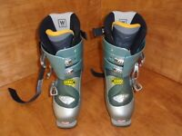 Salomon  Ellipse 8.0 Ski Boots Size 7.5 Women US