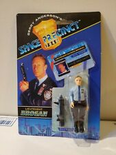VINTAGE SPACE PRECINCT 2040 LIEUTENANT BROGAN ACTION FIGURE MOC 1994 SCI-FI 3.75