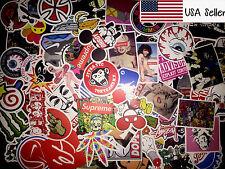 150 Stickers Skateboard Vintage Vinyl Laptop Luggage Car Decals Dope Mix Lot !