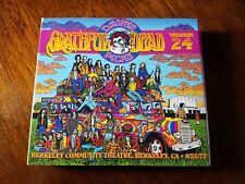 Grateful Dead Dave's Picks Vol. 24 Berkeley, CA 8/25/72 Very Good! 3 Cd Set