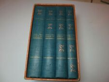 The World of Mathematics James Newman 4 Volumes 1956 Anthology of Math NICE!