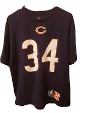 Majestic Walter Payton #34 Chicago Bears NFL Hall of Fame T-Shirt, youth XL