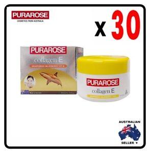 [ Purarose ] 30 x Collagen E with Grapeseed, blueberry, Vit E 100mL