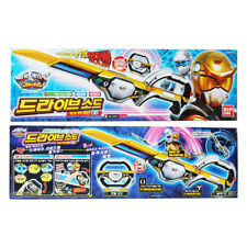 BANDAI Power Ranger Gobusters Drive Sword Buster Gear Series-06 Toys Children