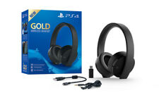 Sony - Gaming Headset Gold Wireless (ps4) #5165