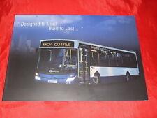 MCV C124 RLE Linien Omnibus Prospekt von 2008