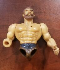 Vintage 1983 FISTO Masters Of The Universe MOTU He-Man Action Figure Toy Mattel
