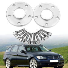 2x 15mm Hubcentric Wheel Spacer Kit + Bolt For BMW 3 Series E36 E46 E90 E91 E92