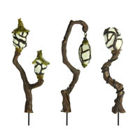 Fiddlehead Miniature Fairy Garden Lights, Lamps & Lanterns- Quick FOC Delivery
