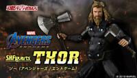 Bandai Premium S.H.Figuarts Marvel Avengers End Game Thor Action Figure SHF