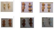 1 x Verbindungsstück für Sockelleiste  40mm in verschiedenen Farben