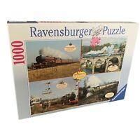 Ravensburger 1000 Piece Jigsaw - The Magic Of Steam - Trains Jigsaw Puzzle