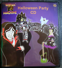 HALLOWEEN party CD Game stories jokes music