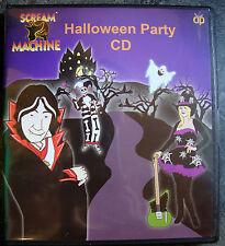 HALLOWEEN party CD Game stories jokes music