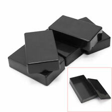 New 5PCS Plastic Electronic Project Box Enclosure Instrument Case 100x60x25mm EF
