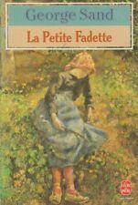 GEORGE SAND LA PETITE FADETTE poche + PARIS POSTER GUIDE