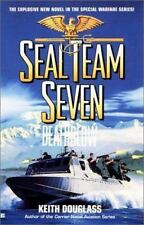SEAL TEAM SEVEN ~ #14 ~ DEATHBLOW by KEITH DOUGLASS ~ 2001 PAPERBACK BOOK