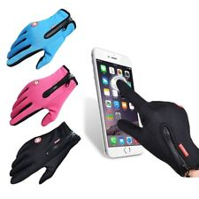Touchscreen Winter Thermal Warm Fleece Lined Gloves Snow Sports Ski Snowboarding
