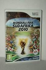 MONDIALI FIFA SUDAFRICA 2010 GIOCO USATO OTTIMO NINTENDO Wii ITA PAL ML3 53134