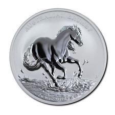 AUSTRALIE 1 Dollar Argent 1 Once Série BRUMBY Cheval 2020