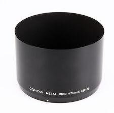 Contax GB-75 Metal Lens Hood for N  70-300mm F/4-5.6  EX+++