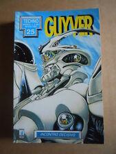 GUYVER - Techno n°25 - Manga Star Comics   [G370G]