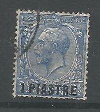 Protectorate British Levant Stamps (Pre-1922)