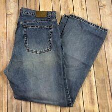 Women's Size 14 L31 Calvin Klein Relaxed Fit Denim Blue Jeans Cute!