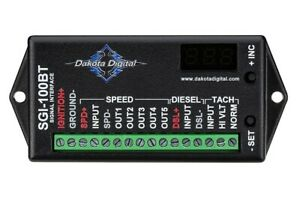Dakota Digital Universal Speedometer and Tachometer Interface SGI-100BT Adapter