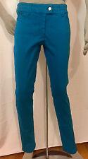 Balenciaga Blue Teal Skinny Pants sz 40/small