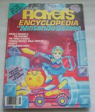 Game Players Encyclopedia of Nintendo Games Volume 1 Vintage Retro Magazine