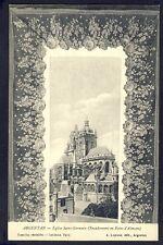 Carte Postale Ancienne FRANCE Normandie ARGENTAN DENTELLE LACE SPITZE KLÖPPELN