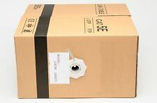 1000FT Cat5e LAN Ethernet Cable / Pull Box UTP Cat-5e Solid Network Wire Grey